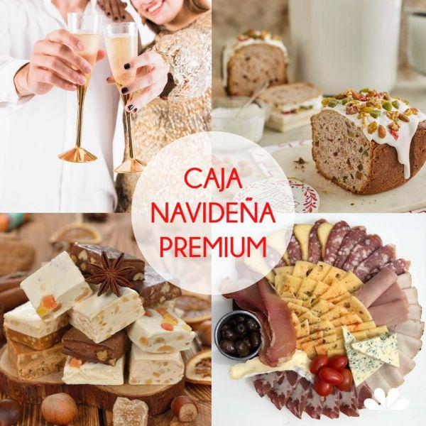 🎄 Caja Navideña Premium