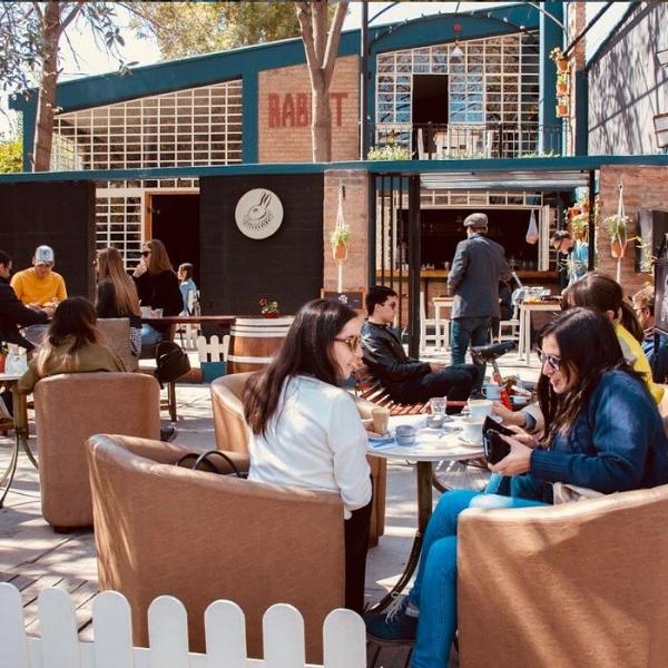 The Rabbit Lounge