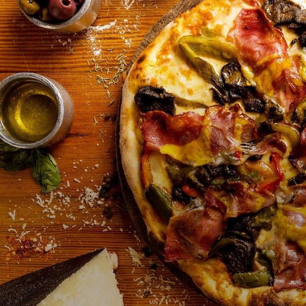 Pizzeria Popular Manantiales