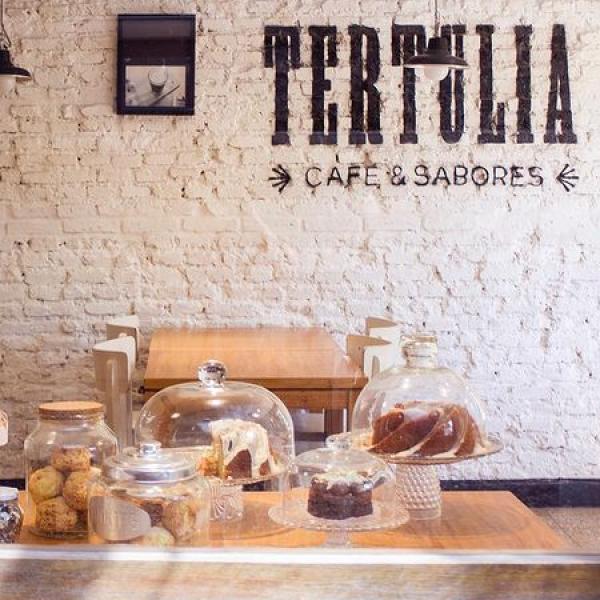 Tertulia café & sabores