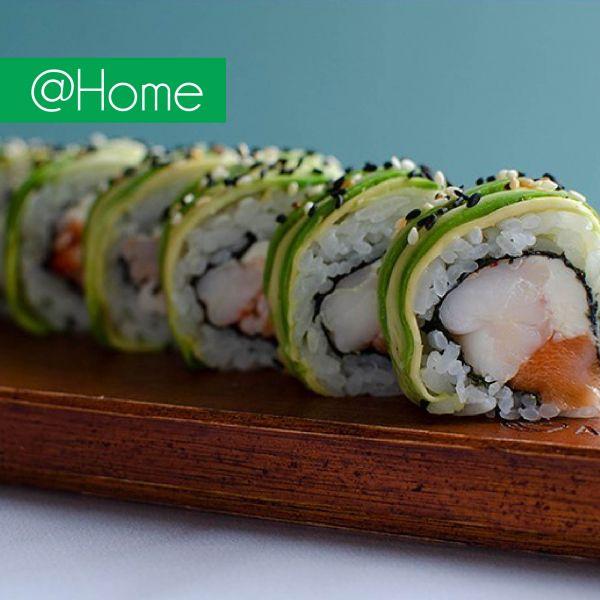 Teppanyaki Sushi